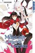 The Magician and the glittering Garden 01 - Fujiko Kosumi
