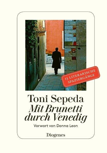 Mit Brunetti durch Venedig - Donna Leon, Toni Sepeda