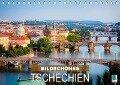 Bildschönes Tschechien (Tischkalender 2018 DIN A5 quer) Dieser erfolgreiche Kalender wurde dieses Jahr mit gleichen Bildern und aktualisiertem Kalendarium wiederveröffentlicht. - K. A. Calvendo