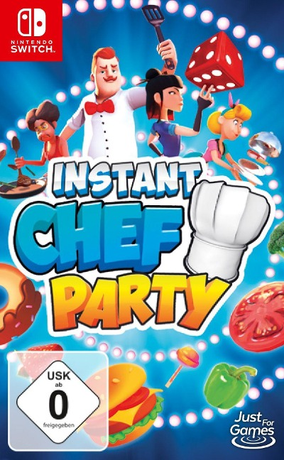 Instant Chef Party (Nintendo Switch) -