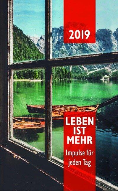 Leben ist mehr 2019 - Paperback -