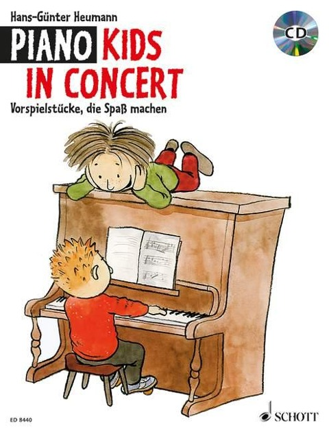 Piano Kids in Concert - Hans-Günter Heumann
