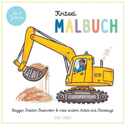 Kritzel Malbuch -