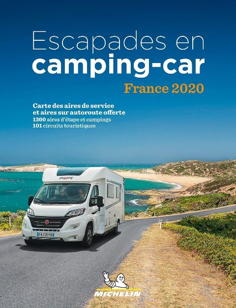 Michelin Camping Car France 2019 -