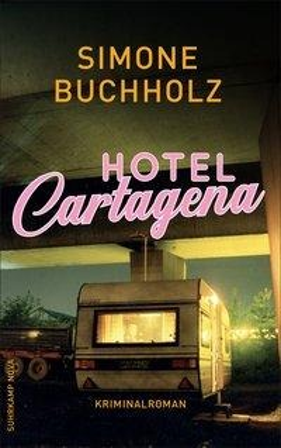 Hotel Cartagena - Simone Buchholz