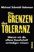 Die Grenzen der Toleranz - Michael Schmidt-Salomon