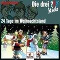 Die drei ??? Kids 24 Tage im Weihnachtsland (drei Fragezeichen) 2 CDs -