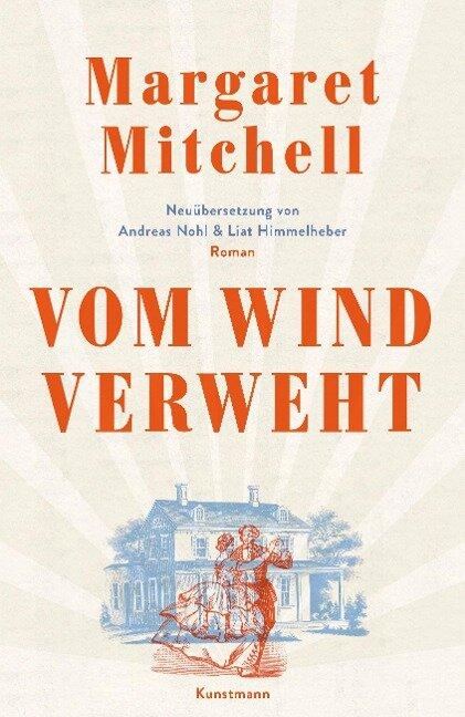 Vom Wind verweht - Margaret Mitchell