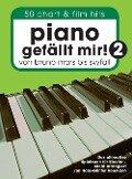Piano gefällt mir! 50 Chart und Film Hits - Band 2 - Hans-Günter Heumann