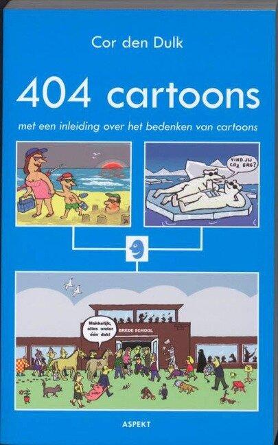 404 Cartoons - C. den Dulk, Cor den Dulk