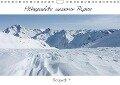 Höhepunkte unserer Alpen - Bergweh ® (Wandkalender 2017 DIN A4 quer) - Barbara Esser
