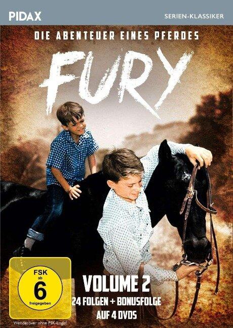 Fury - Die Abenteuer eines Pferdes, Vol. 2 -