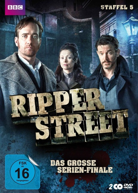 Ripper Street - Staffel 5 -