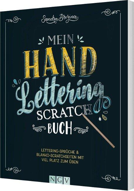 Mein Handlettering-Scratch-Buch -