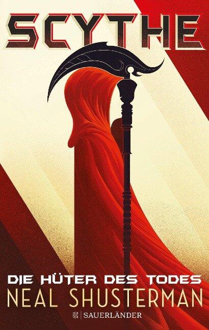 Scythe 1 - Die Hüter des Todes - Neal Shusterman