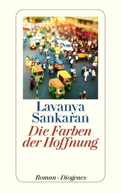 Die Farben der Hoffnung - Lavanya Sankaran