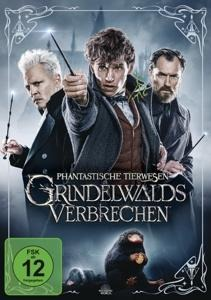 Phantastische Tierwesen: Grindelwalds Verbrechen - J. K. Rowling, James Newton Howard