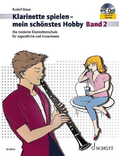 Klarinette spielen - mein schönstes Hobby - Rudolf Mauz