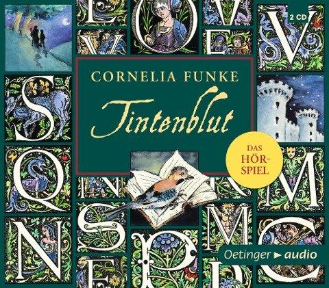 Tintenblut - Das Hörspiel (2 CD) - Cornelia Funke, Cornelia Funke, Jan-Peter Pflug
