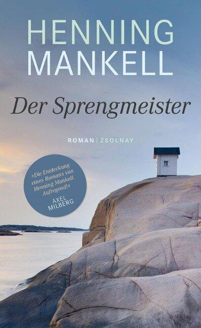 Der Sprengmeister - Henning Mankell