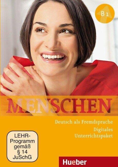 Menschen B1. Digitales Unterrichtspaket - Julia Braun-Podeschwa, Charlotte Habersack, Susanne Kalender, Angela Pude
