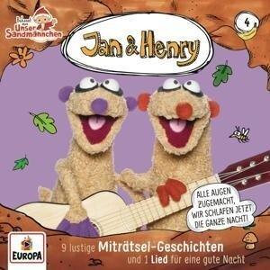 Jan & Henry 04 - 9 Rätsel und 1 Lied - Jan & Henry
