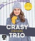 CraSyTrio stricken - Das perfekte Nadelspiel für Socken, Stirnband und mehr - Sandra Kirchner