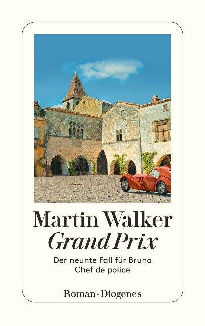 Grand Prix - Martin Walker