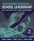 Data-Driven Decisions and School Leadership - Theodore J. Kowalski, Thomas J., II Lasley, James W. Mahoney