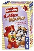 Scouty - ErdBär und RäuBär -
