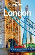 Lonely Planet London - Peter Dragicevich, Steve Fallon, Emilie Filou, Damian Harper, Lonely Planet