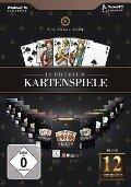 The Royal Club - 12 Premiumkartenspiele. Für Windows Vista/7/8/8.1/10 -