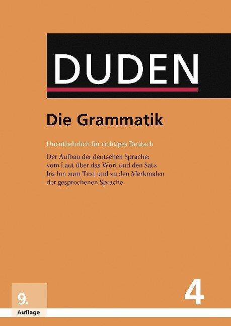 Die Grammatik -