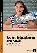 Artikel, Präpositionen & Nomen - Mein Zuhause 3/4 - Maria Stens
