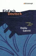 Emilia Galotti. Mit Materialien - Gotthold Ephraim Lessing