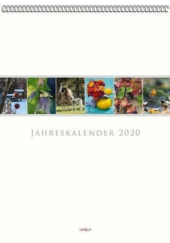 Landlust - Jahreskalender 2020 -