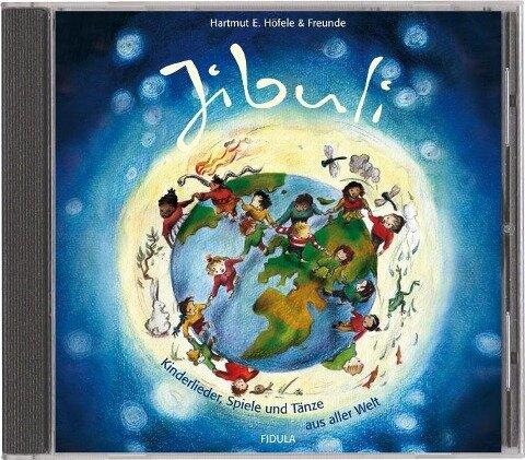 Jibuli - CD -