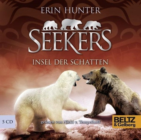 Seekers 07 - Insel der Schatten - Erin Hunter
