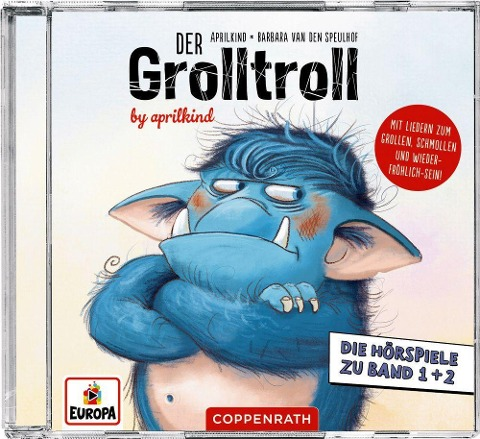 Der Grolltroll & Der Grolltroll ... grollt heut nicht!? (CD) - By Aprilkind, Barbara van den Speulhof