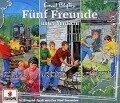 Fünf Freunde Box 28 - Folgen 86/97/105 - Fünf Freunde unter Verdacht - Enid Blyton