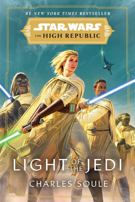 Star Wars: Light of the Jedi (The High Republic) - Charles Soule