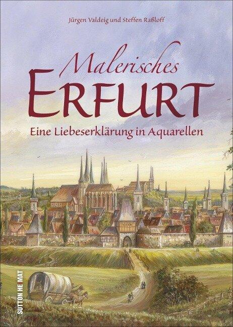 Malerisches Erfurt