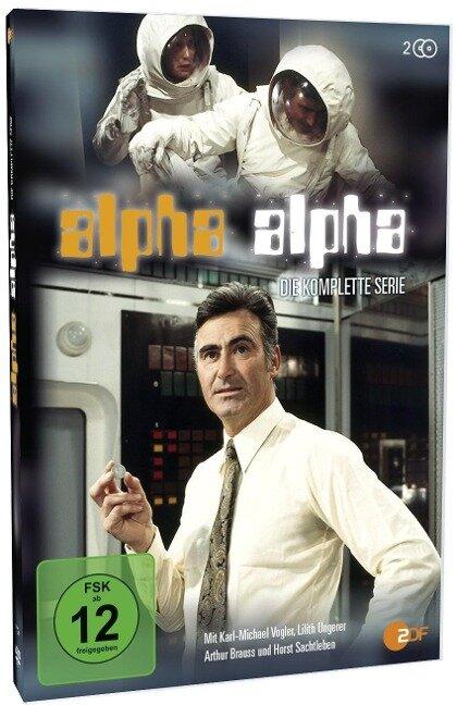 Alpha Alpha - Wolfgang F. Henschel, Erich Ferstl