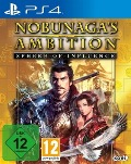 Nobunaga's Ambition: Sphere of Influence (PlayStation PS4) -