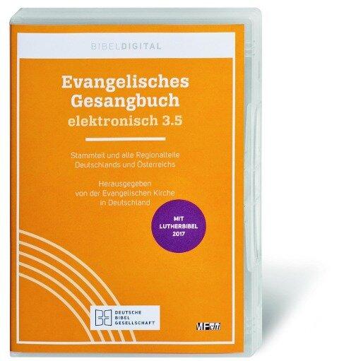 Evangelisches Gesangbuch elektronisch 3.5 -