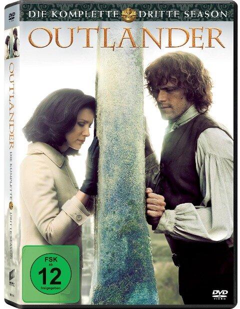 Outlander - Die komplette 3. Season - Diana Gabaldon