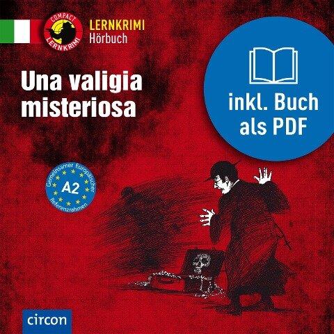 Una valigia misteriosa - Alessandra Felici Puccetti