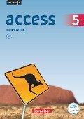 English G Access Band 5: 9. Schuljahr - Allgemeine Ausgabe - Workbook mit Audios online - Jennifer Seidl