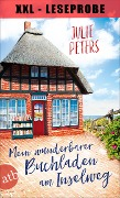 Mein wunderbarer Buchladen am Inselweg - Julie Peters