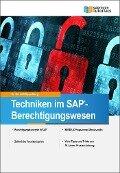 Techniken im SAP - Berechtigungswesen - Bernd Klüppelberg